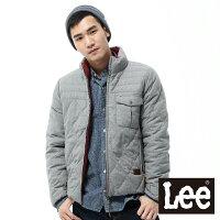 保暖推薦男羽絨外套推薦到Lee羽絨外套 菱格紋雙面穿羽絨 -男款就在Lee Jeans tw推薦保暖推薦男羽絨外套