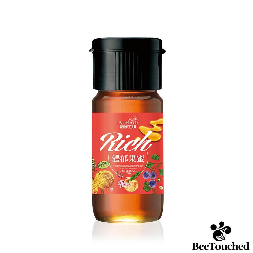 蜜蜂工坊-超值精選蜂蜜 任選2件 (雅致/濃郁/高原/醇香) 4