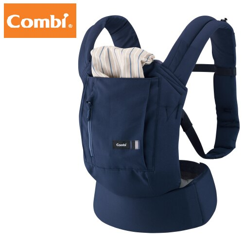 日本【Combi】 Join 舒適減壓腰帶式背巾(4色) 0