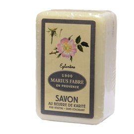 法鉑~天然草本野玫瑰棕櫚皂250公克/塊