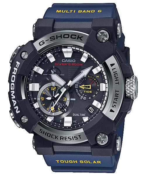 CASIO G-SHOCK GWF-A1000-1A2 蛙人專業潛水錶