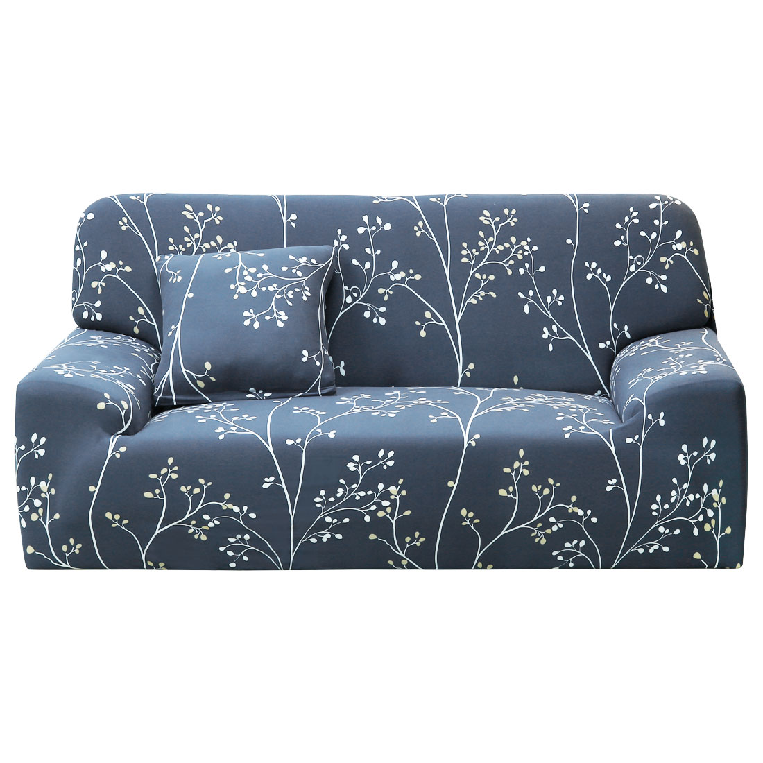 Chair Sofa Cover 1 2 3 4 Seater Cover Full Cover Slipcover #3 (74 x 90 Inch)