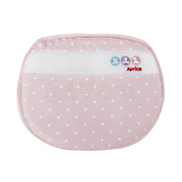 Aprica可水洗透氣護頭枕  枕頭  寶寶枕BL~六甲媽咪~