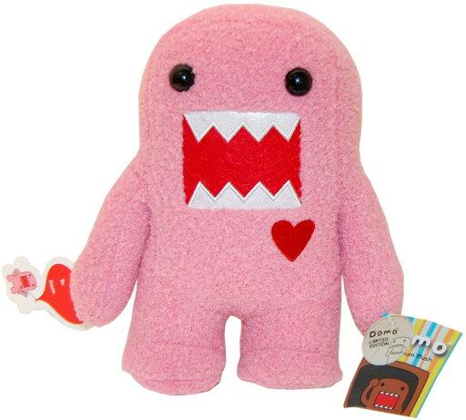 """Domo 9"""" Medium Plush Pink 3e5ee1cbf4d852d26defd26438a864c1"""