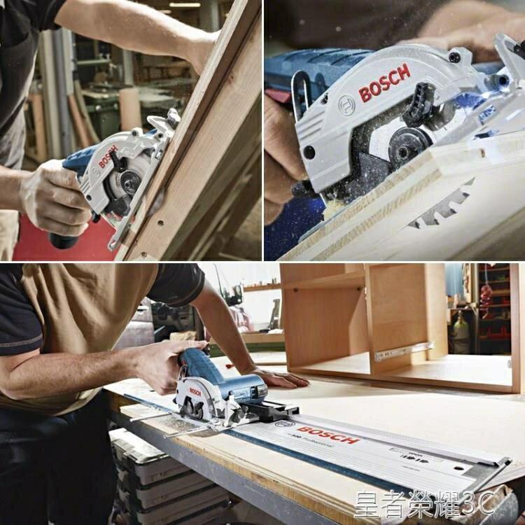 無線圓鋸 博世充電式圓鋸電動木工12V鋰電電鋸手提切割家用工具GKS12V-LI 免運