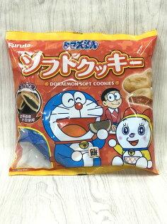古田多拉a夢夾心餅乾140g包(12)箱(2)件