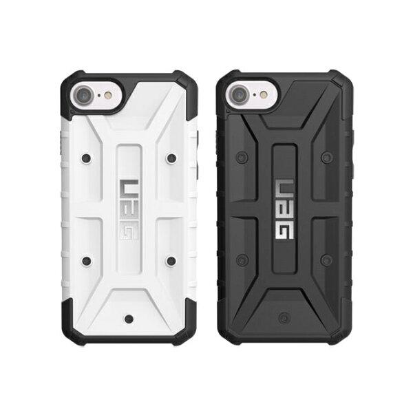 愛美麗福利社:(限時限量)UAGiPhone76S耐衝擊保護殼(兩色可選白黑)