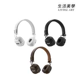 【雙12領券最高現折$1200】嘉頓國際 Marshall【Marshall Major III】Marshall Major III Bluetooth 藍牙耳罩式耳機 - 限時優惠好康折扣