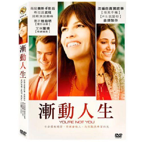 漸動人生DVD