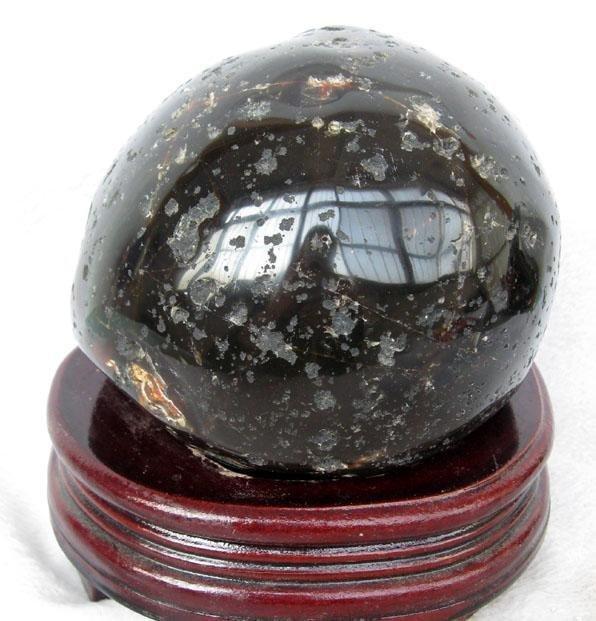 瑪瑙聚寶盆擺件水晶聚寶盆2.64千克