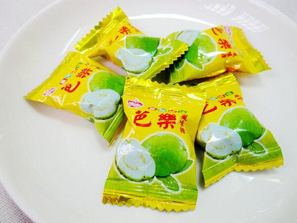 散糖硬糖區‧芭樂風味糖600g(一斤)【合迷雅好物商城】