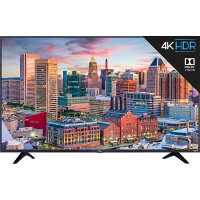 TCL 55S517 55-Inch 4K Ultra HD Roku Smart LED TV Refurb