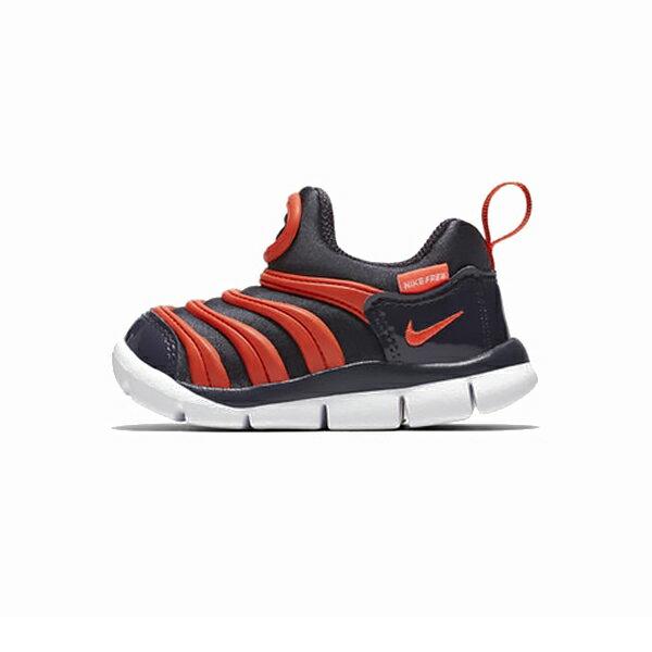 【NIKE】DYNAMO FREE (PS) AP 童鞋 毛毛蟲鞋 運動鞋 小童 -343938015
