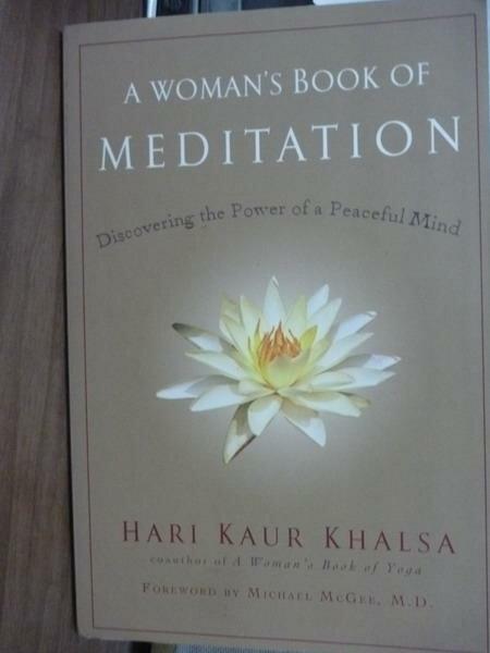 ~書寶 書T7/心靈成長_QGB~A Woman #x27 s Book of Medit