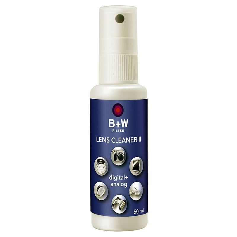◎相機專家◎ B+W Lens Cleaner II 頂級拭鏡液 鏡頭/濾鏡 噴霧式 德國原裝進口 捷新公司貨