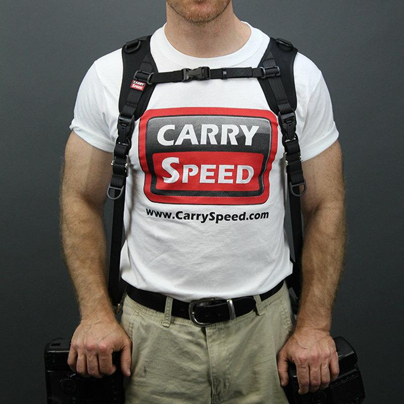 ◎相機專家◎ CARRY SPEED 速必達 Double MK II 雙肩快取相機背帶 最新款 公司貨