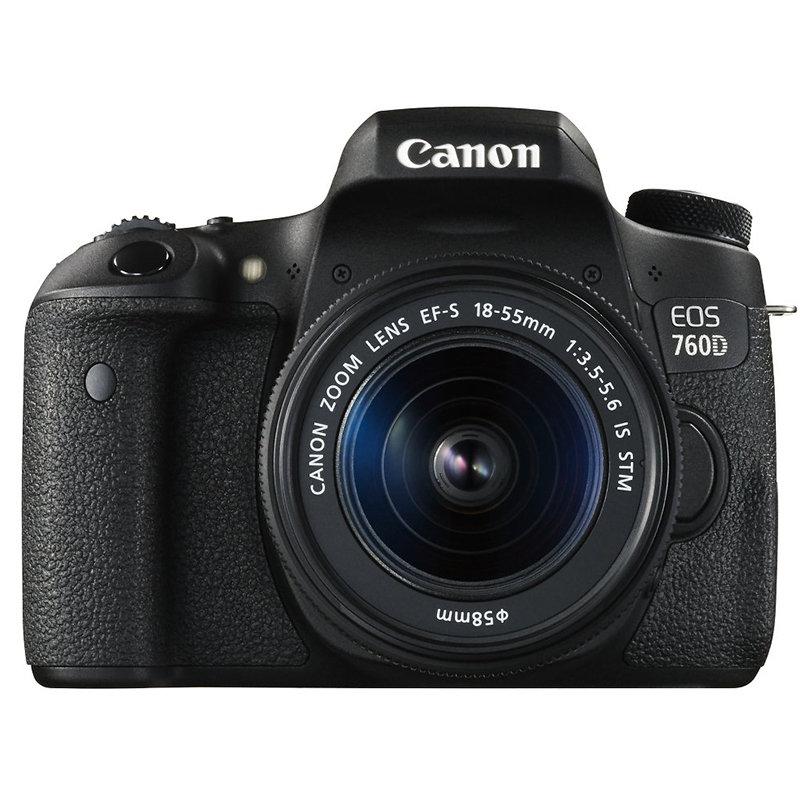 ◎相機專家◎ Canon EOS 760D KIT 含18-55mm 彩虹公司貨
