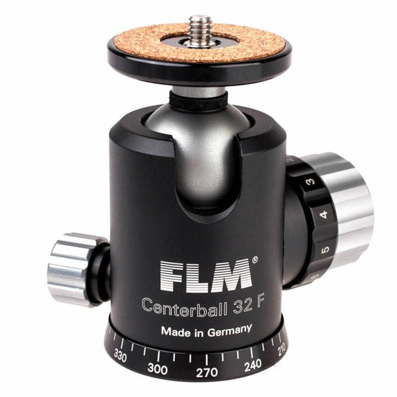 ◎相機專家◎ FLM CB-32F 德國製頂級球型雲台 公司貨
