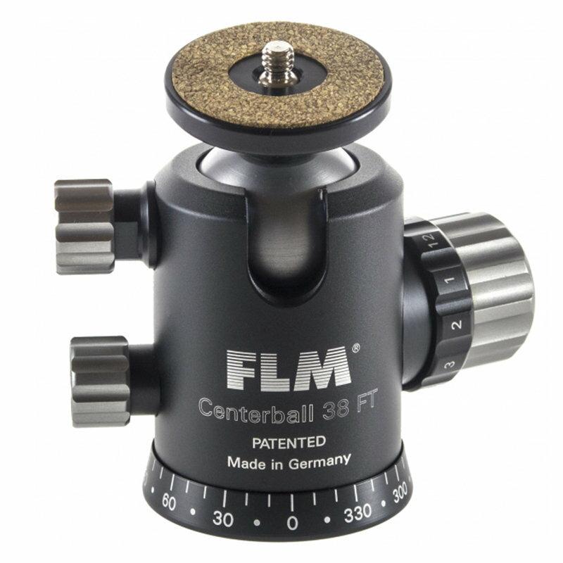 ◎相機專家◎ FLM CB-38FT 德國製頂級球型雲台 公司貨
