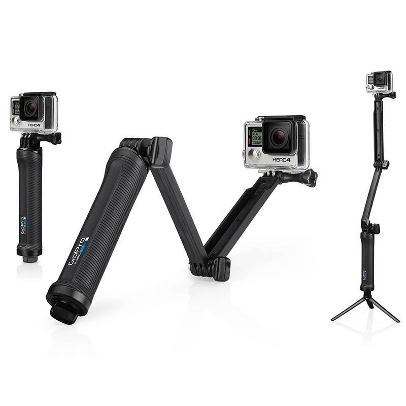 ◎相機專家◎ GoPro HERO4 3-Way 三向多功能手持桿 HERO3 AFAEM-001 總代理公司貨