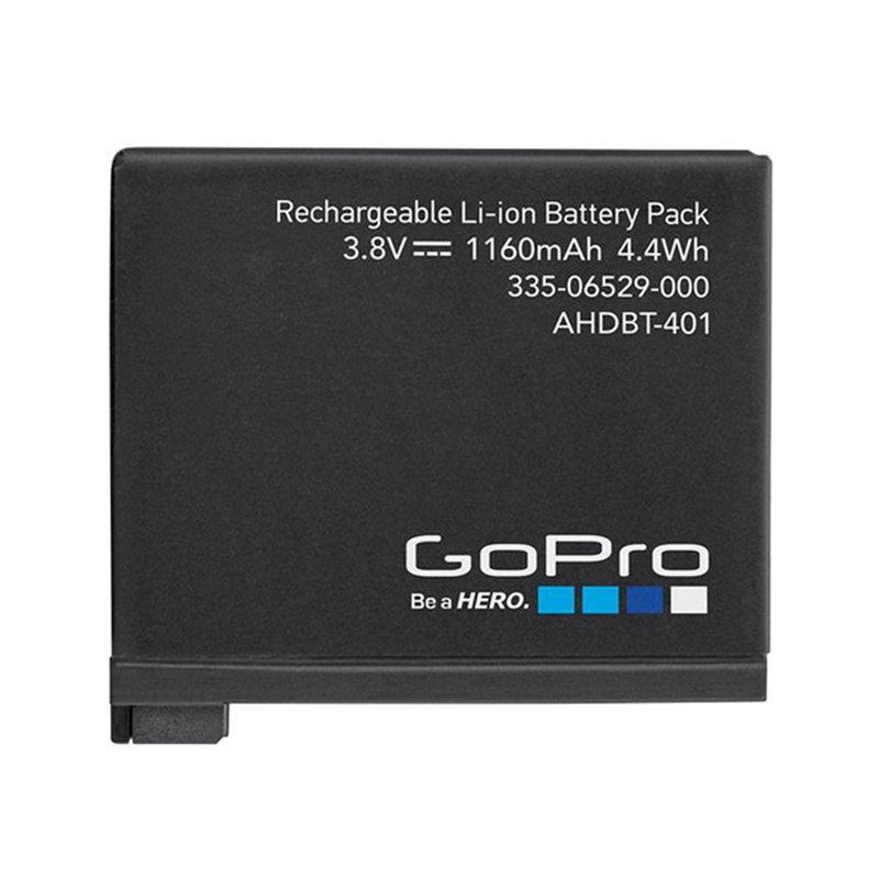 ◎相機專家◎ GoPro HERO4 原廠可充電式鋰電池 AHDBT-401 總代理公司貨