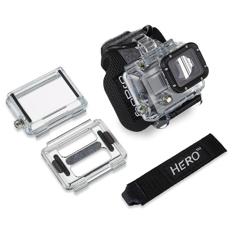 ◎相機專家◎ GoPro HERO4 手腕帶 HERO3 AHDWH-301 總代理公司貨