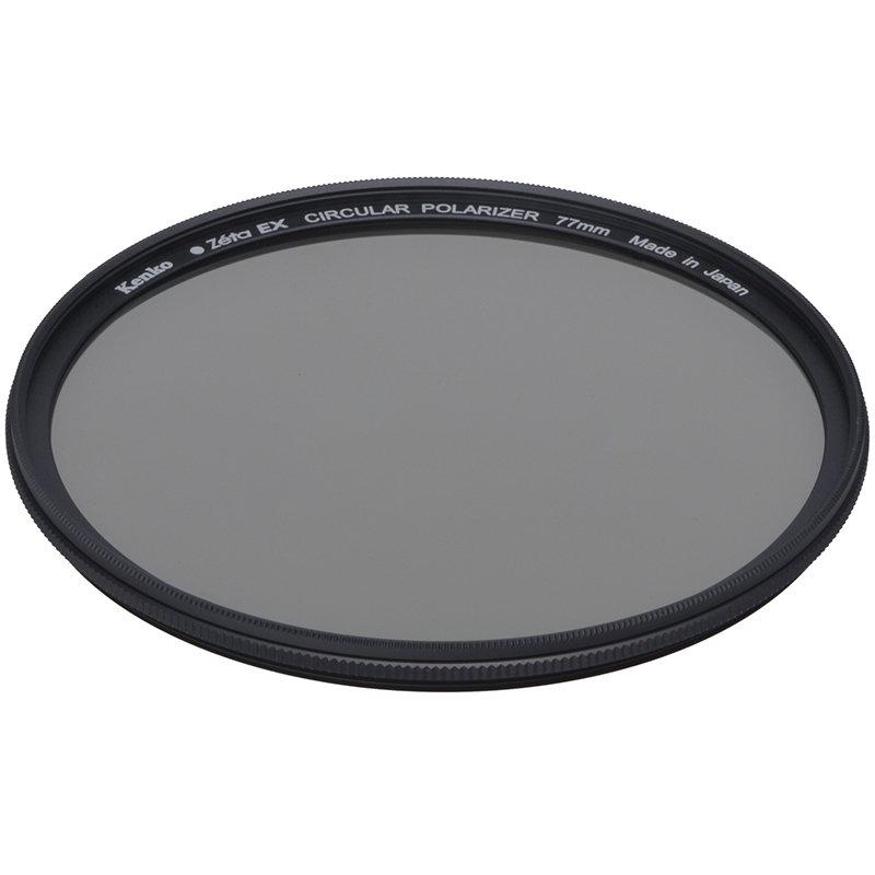 ◎相機專家◎ Kenko Zeta EX CPL(W) 77mm 超薄超透光多層膜偏光鏡 正成公司貨