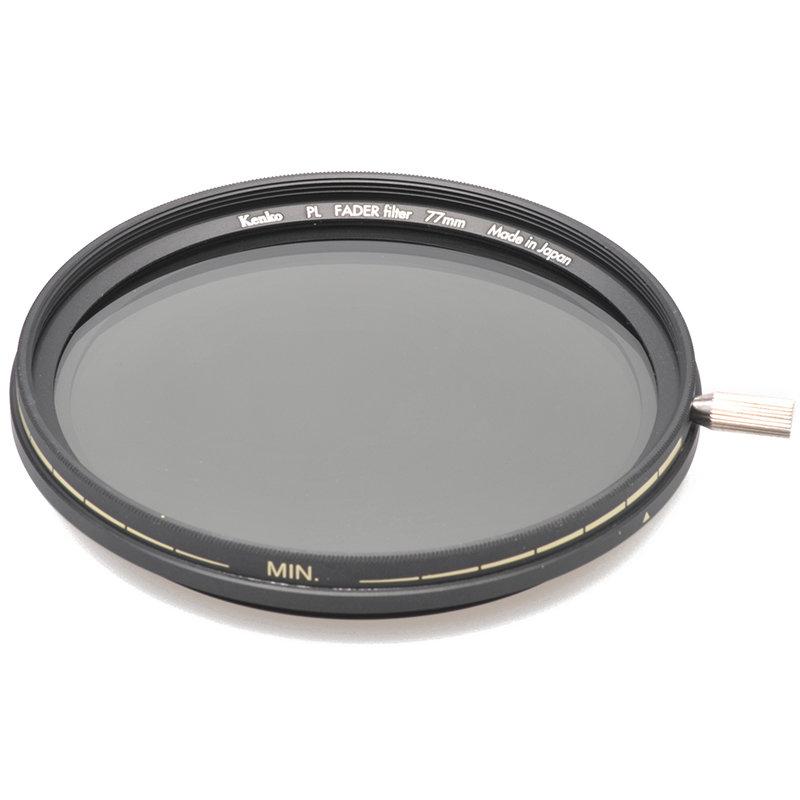 ◎相機專家◎ Kenko PL FADER 72mm ND3-ND400 可調式減光鏡 正成公司貨