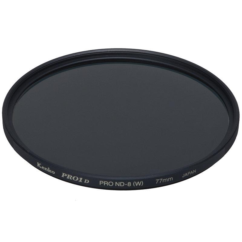 ◎相機專家◎ Kenko PRO 1D ND8(W) 52mm 薄框多層膜環型減光鏡 正成公司貨