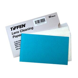 ◎相機專家◎ TIFFEN Lens Cleaning Paper 頂級拭鏡紙 一包50張 美國製 同Kodak 公司貨