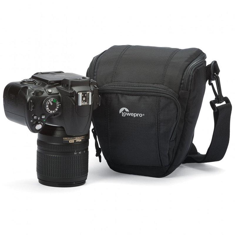 ~相機 ~ Lowepro Toploader Zoom 45 AW II 伸縮三角包 4