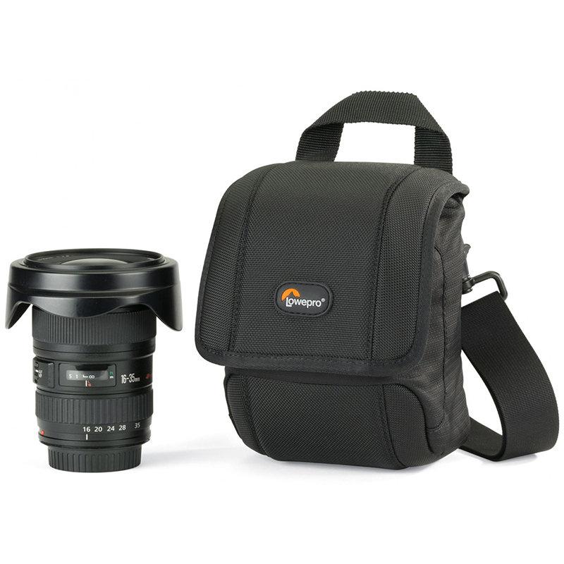 ◎相機專家◎ Lowepro S&F Slim Lens Pouch 55 AW 多功能鏡頭套 55 AW 公司貨