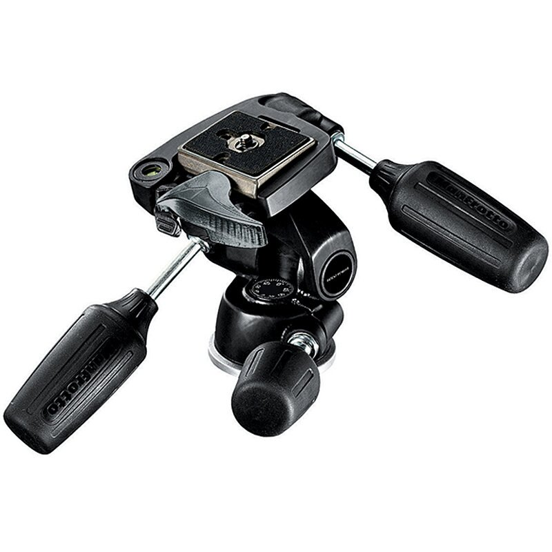 ◎相機專家◎ Manfrotto 804RC2 基本型三向雲台 正成公司貨