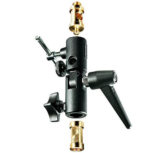 ◎相機專家◎Manfrotto026傘座關節可搭配5001B及他牌燈腳正成公司貨