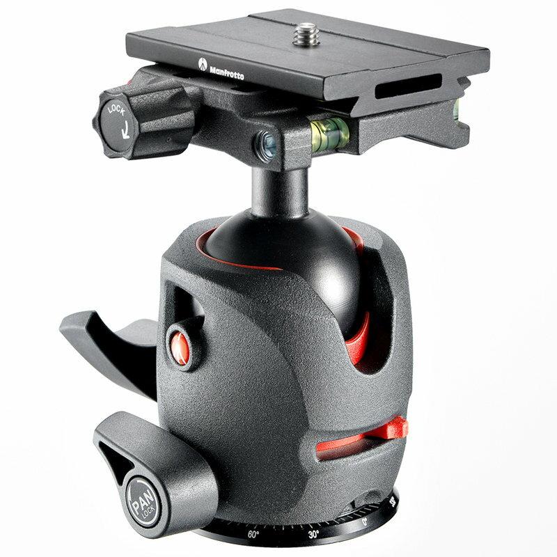 ◎相機專家◎ Manfrotto MH054M0-Q6 鎂合金球型雲台 正成公司貨