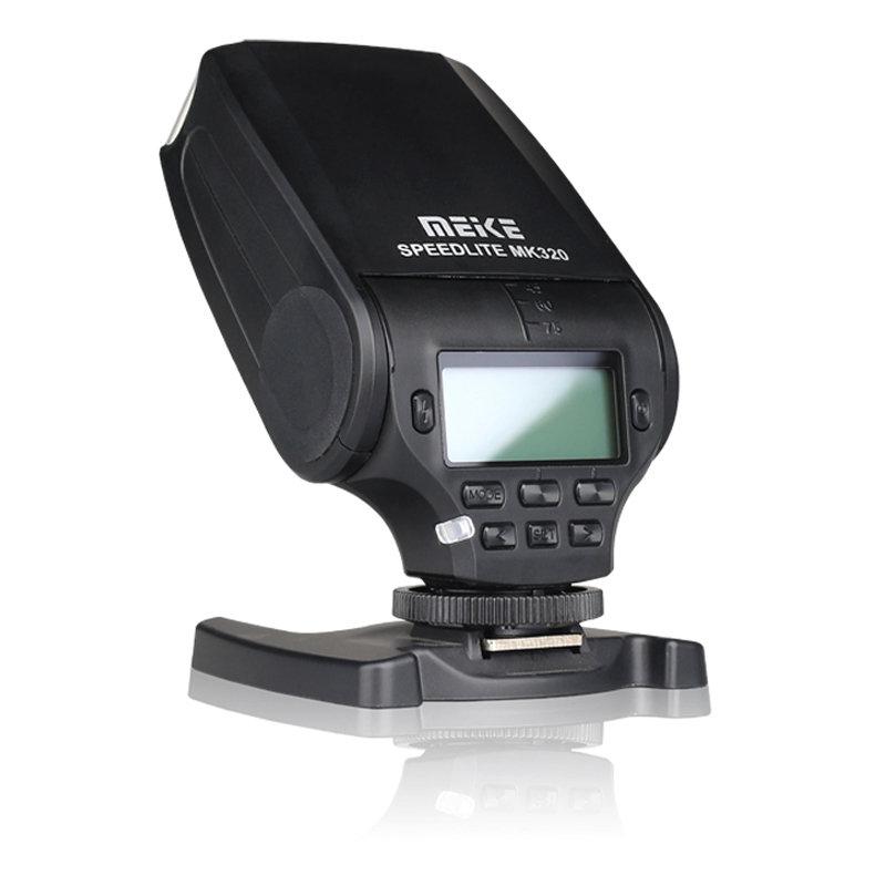 ◎相機專家◎ Meike 美科 MK-320 閃光燈 for Nikon 送柔光罩 MK320N 公司貨