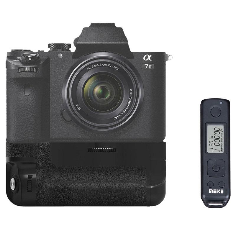 ◎相機專家◎ Meike 美科 MK-A7II PRO 電池手把 送無線遙控器 垂直手把 同VG-C2EM 公司貨