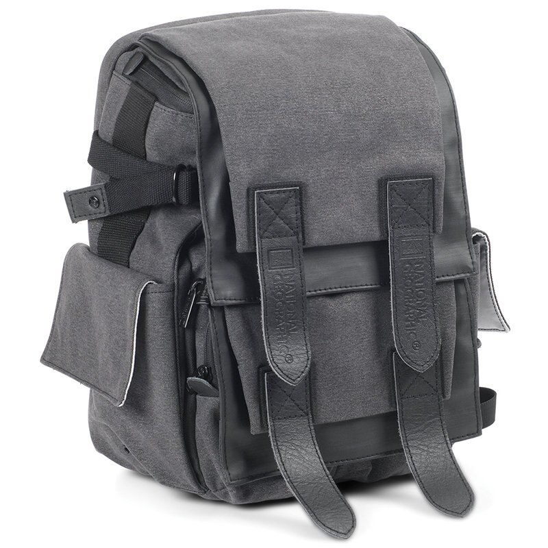 ◎相機專家◎ National Geographic 國家地理 送原廠雨衣 NG W5051 小型雙肩背包 正成公司貨