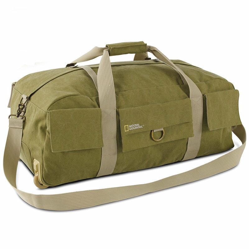 ◎相機專家◎ National Geographic 國家地理 NG6130 滾輪行李袋 正成公司貨
