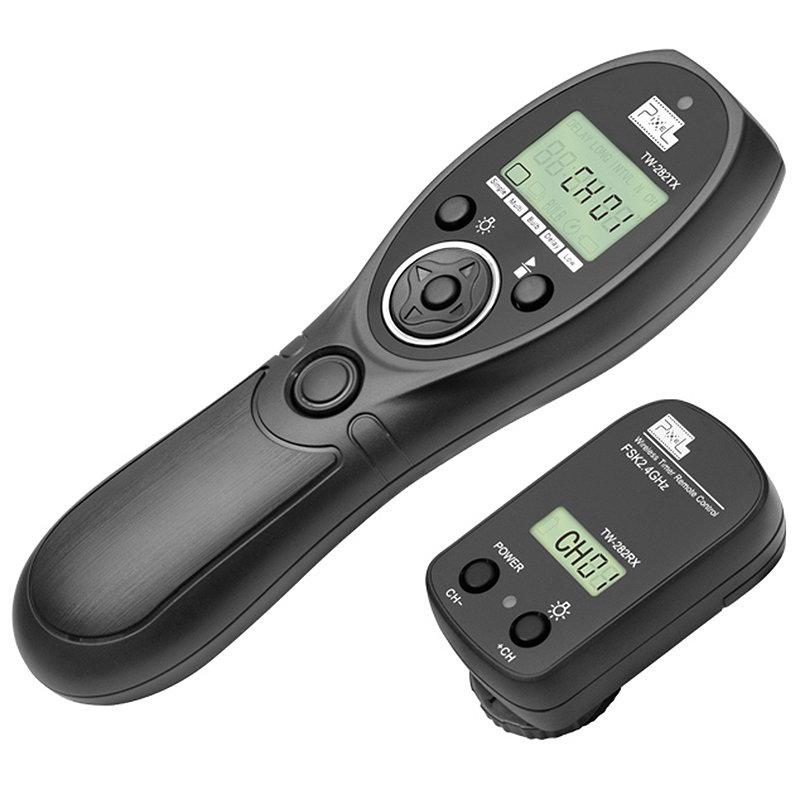 ~相機 ~ PIXEL TW~282 E3 無線定時快門遙控器 TW282 E3 貨