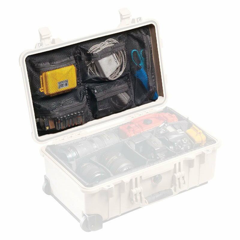 ◎相機專家◎ Pelican 1519 上蓋整理包 頂蓋整理包 置物袋 搭配1510或1514使用 公司貨