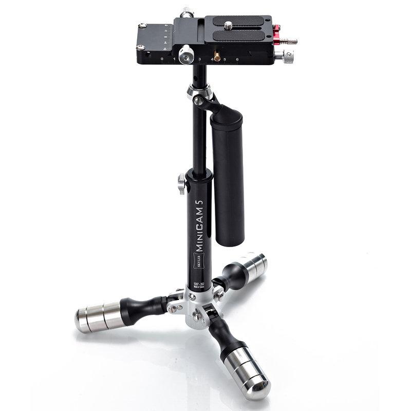 ◎相機專家◎ Skyler MiniCAM 5 手持穩定器 五代 加購配件優惠 DSLR錄影 婚禮錄影必備工具 公司貨
