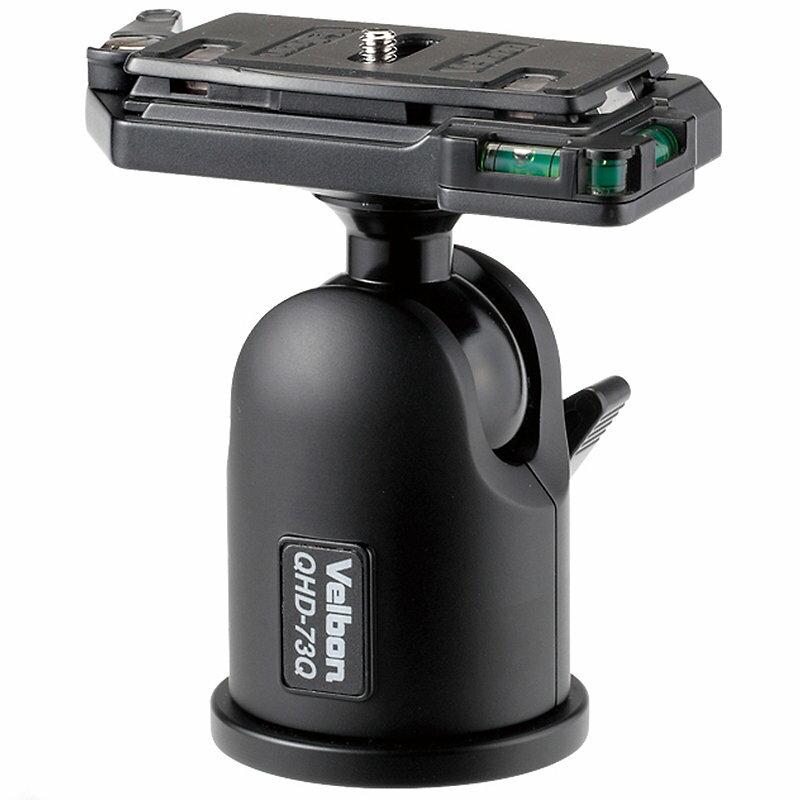 ~相機 ~ Velbon QHD~73Q 球型雲台 輕量化 高載重 貨