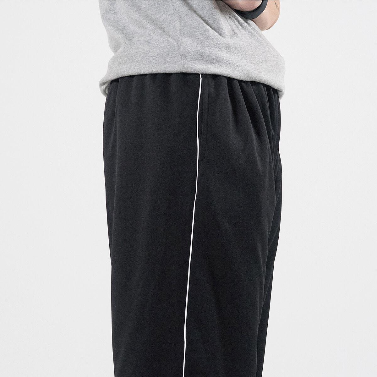 加大尺碼防潑水長褲 保暖台灣製長褲 防風休閒長褲 褲管無縮口彈性長褲 大尺碼男裝 全腰圍鬆緊帶休閒褲 黑色長褲 Made In Taiwan Big And Tall Water Repellent Pants Casual Pants (310-2056-08)深藍色、(310-2056-21)黑色、(310-2056-22)深灰色 4L 5L (腰圍:97~119公分  /  38~47英吋) 男女可穿 [實體店面保障] sun-e 4