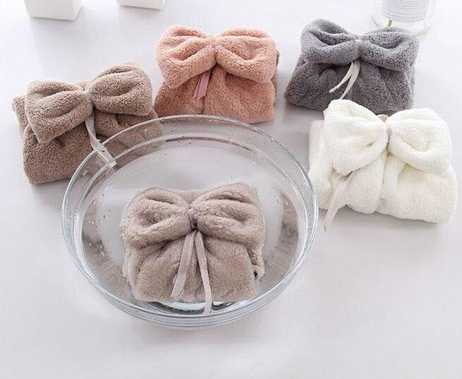 PS Mall 可愛掛式擦手巾超強吸水廚房擦手帕33*33CM【J1749】 6