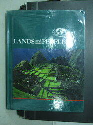 【書寶二手書T3/地理_YFE】Lands and People(6)_Central&South Americ