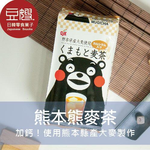 【豆嫂】日本沖泡 OSK 熊本熊麥茶(16入)