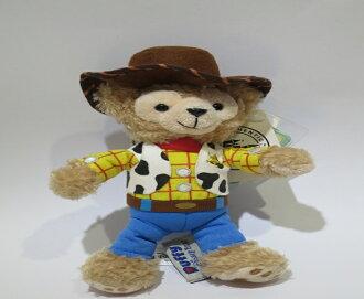 駱駝熊 香港迪士尼樂園Duffy達菲限定商品 胡迪達菲