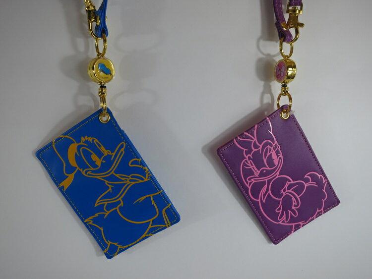 駱駝熊 東京迪士尼樂園限定商品 -唐老鴨/黛西 票夾--