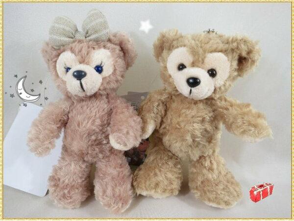 駱駝熊 東京海洋迪士尼DUFFY達菲系列站姿吊飾